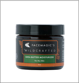 Wildcrafted Shea Butter Moisturizer 2oz