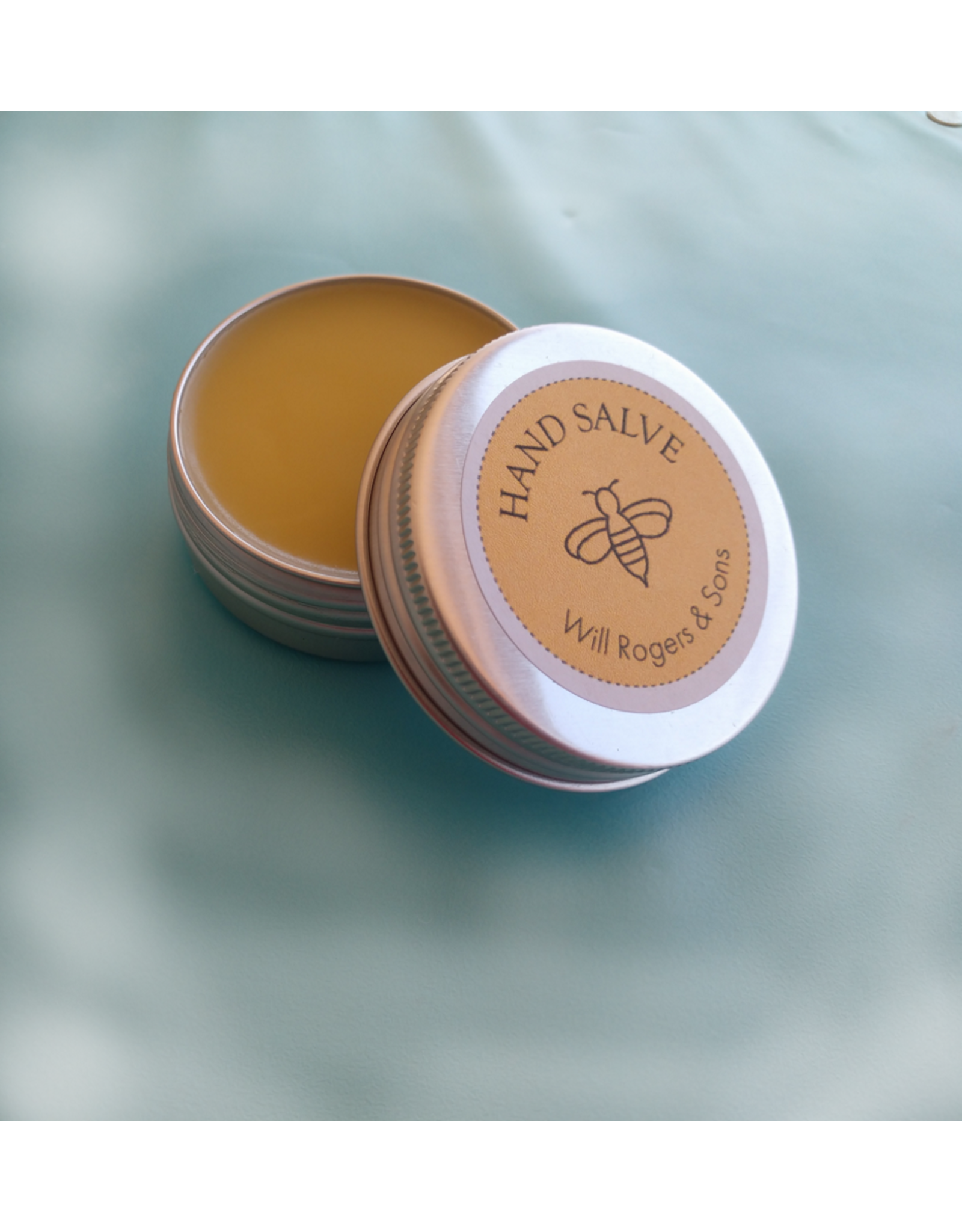 Honey Hand Salve