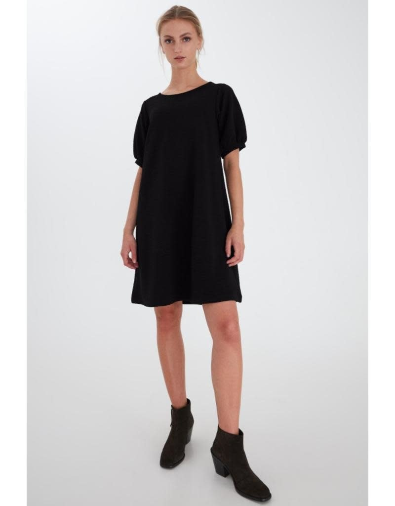ICHI Ihkate Rib Dress