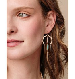 Scout Curated Wears Dream Catcher Stone Earrings