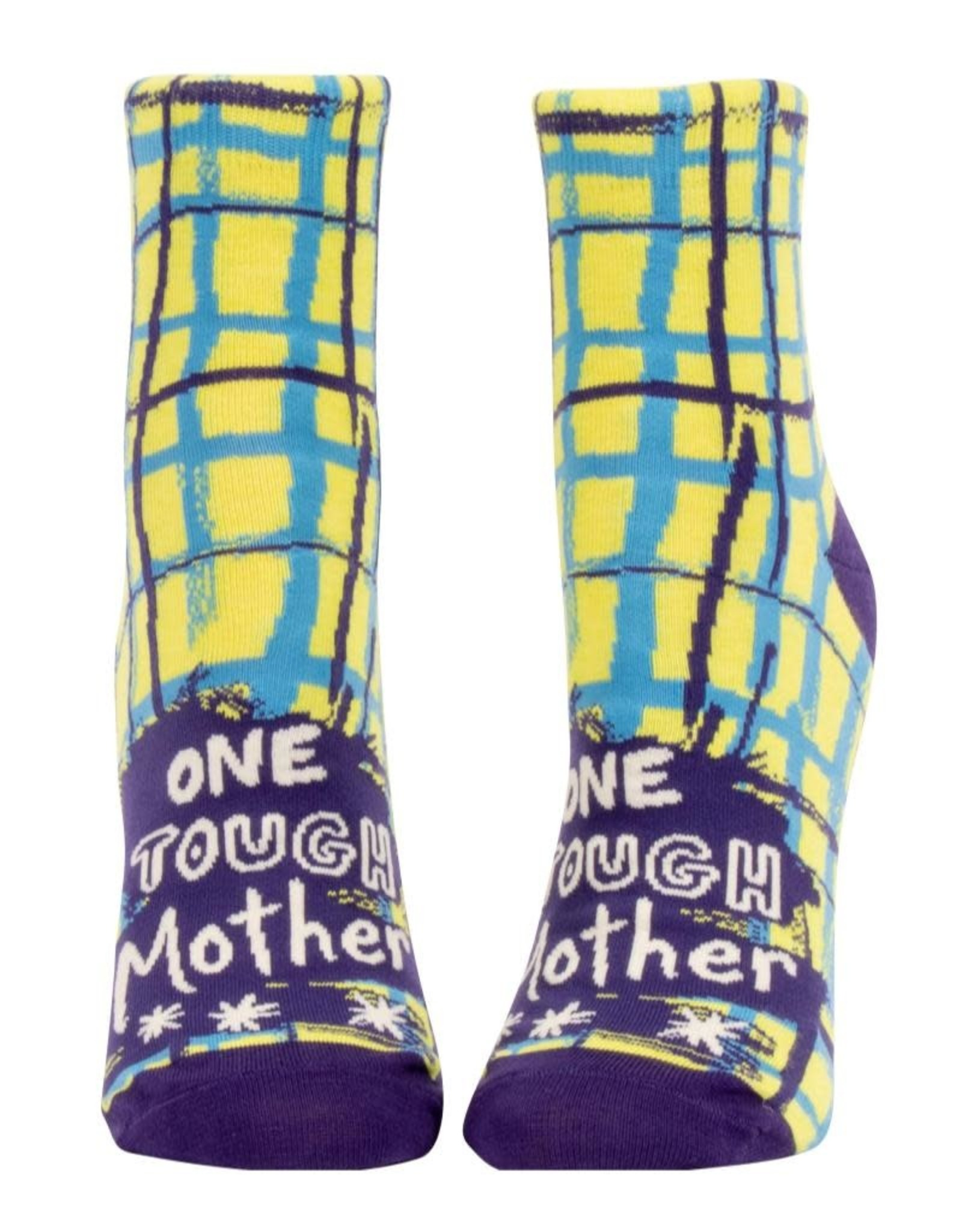 Blue Q One Tough Mother Women's Ankle Socks