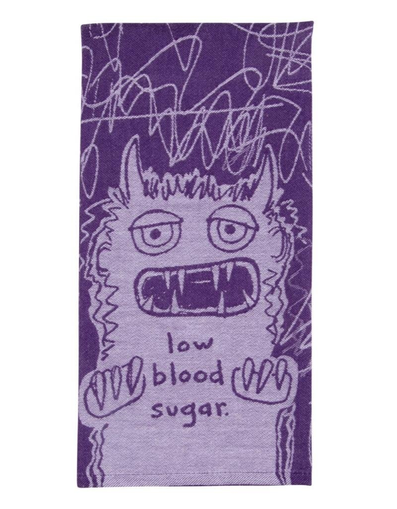Blue Q Low Blood Sugar Woven Dishtowel
