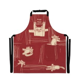 Blue Q Made From Scratch Apron