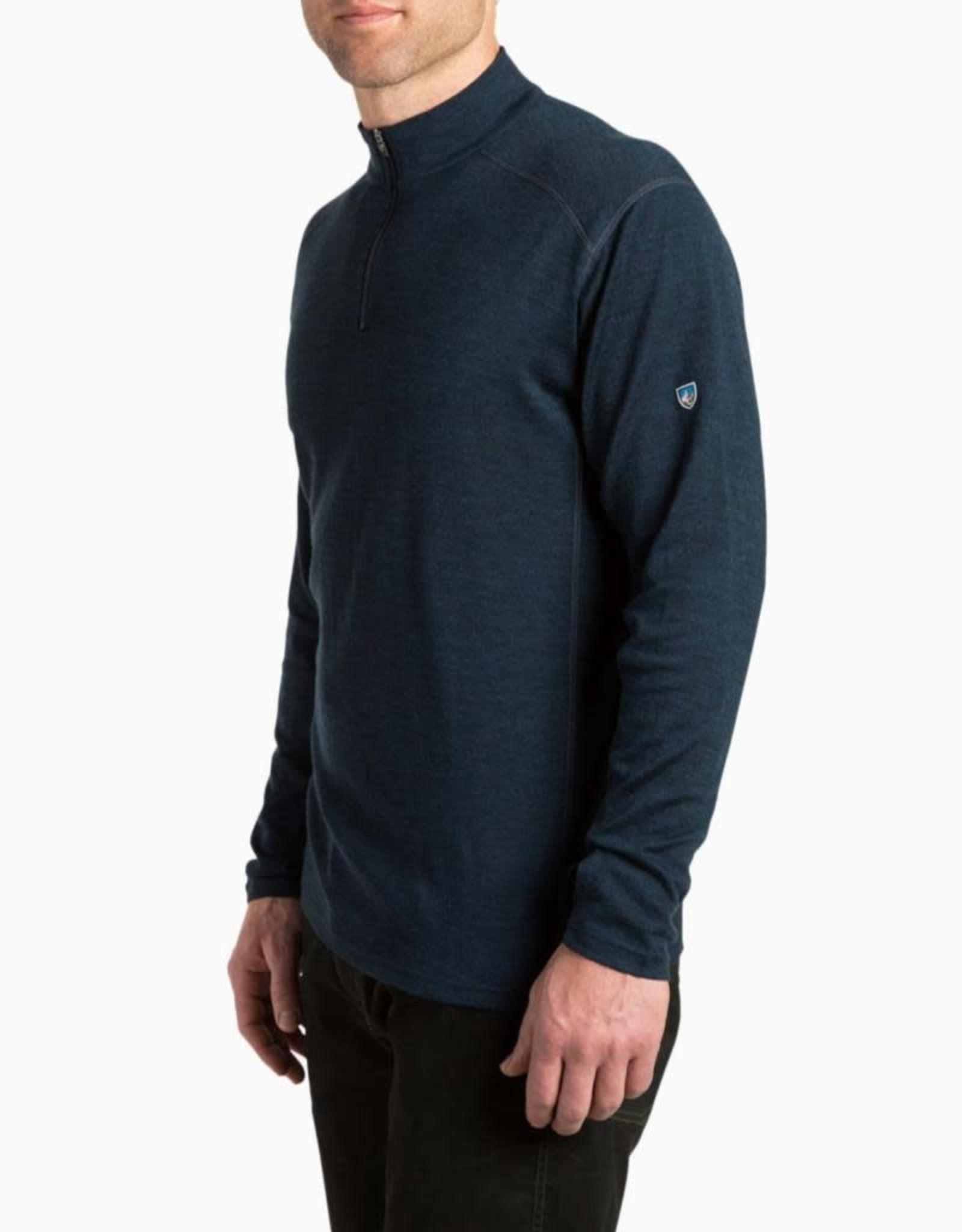 KUHL Men's Skar 1/4 Zip Sweater