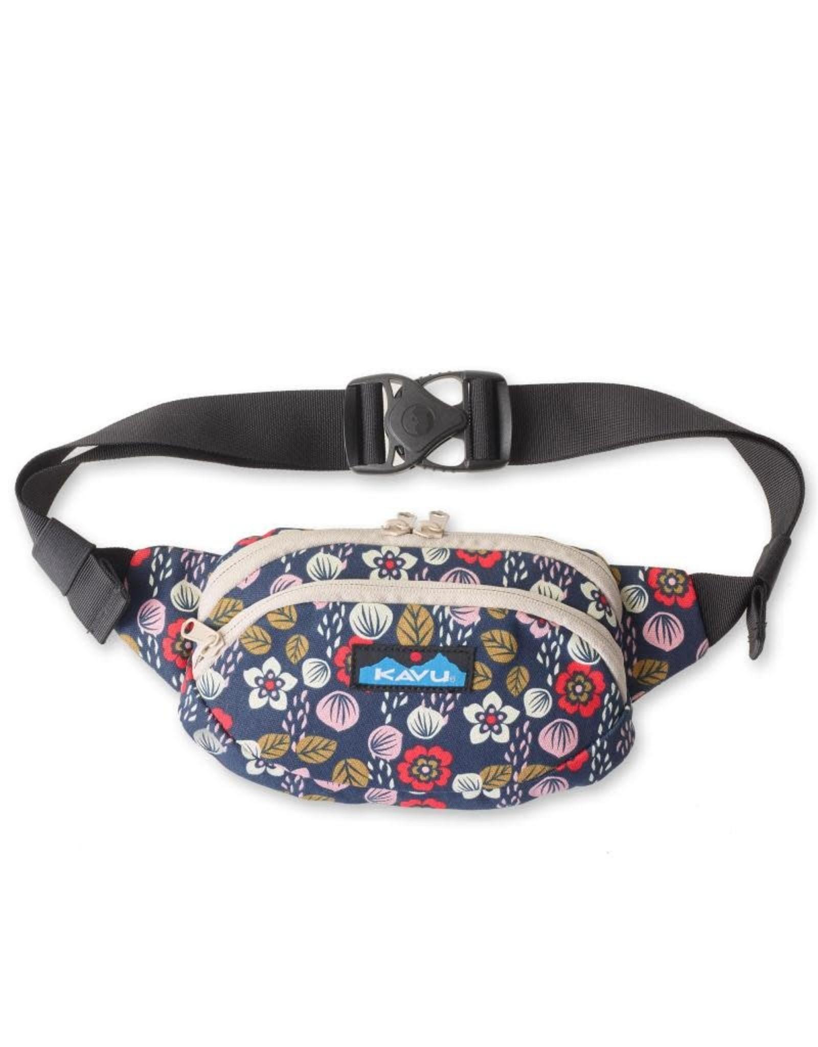 KAVU Canvas Spectator Belt Bag