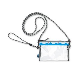 KAVU Exposed Zip Crossbody