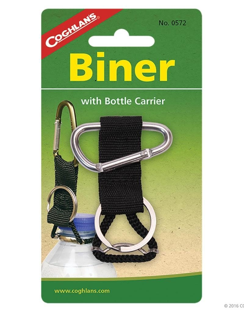 Coghlan's Biner with Water Bottle Carrier