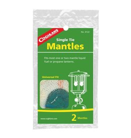 Coghlan's Mantles Single Tie 2 Pack