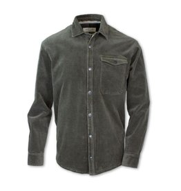 Purnell Men's Corduroy Shirt Jacket