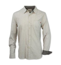 Purnell Men's Pinstripe Button-Up Shirt