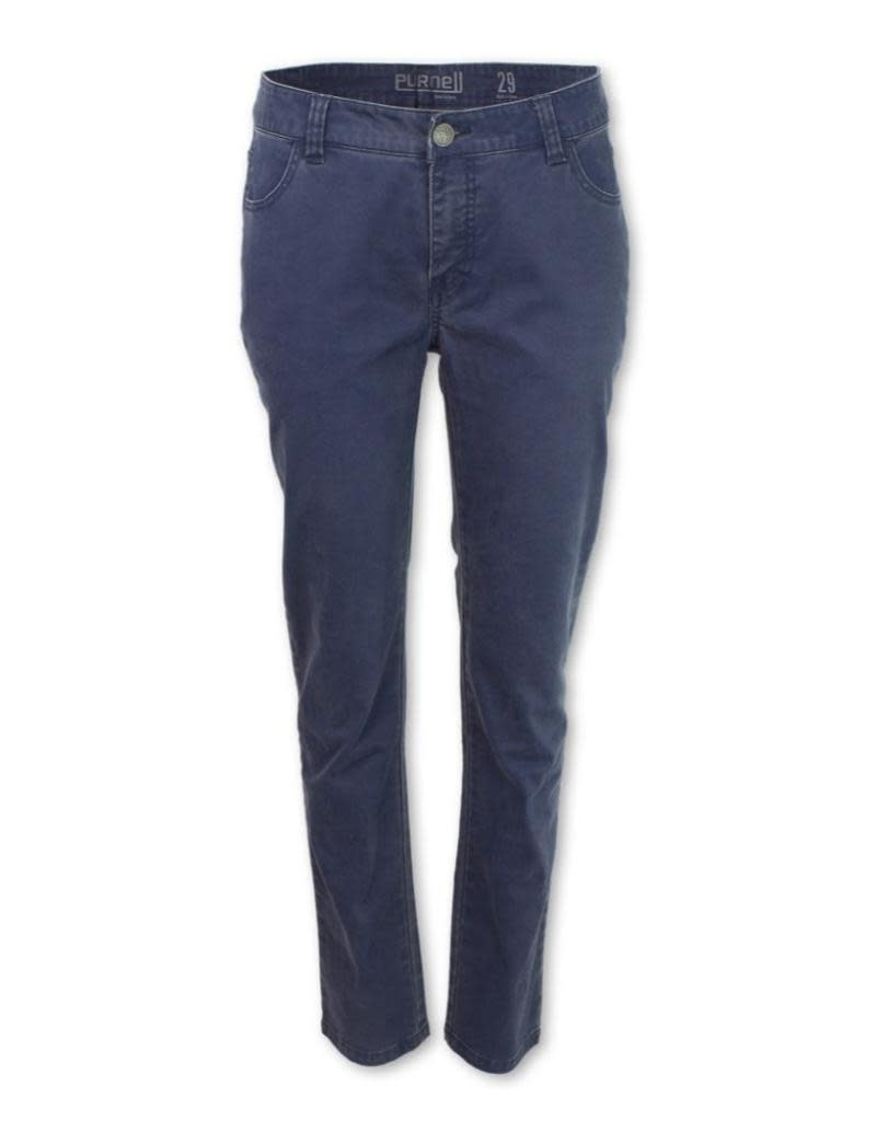 Purnell Women's Vintage Twill 4 Pocket Pant