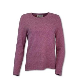 Purnell Women's Wool Blend Crew Sweater