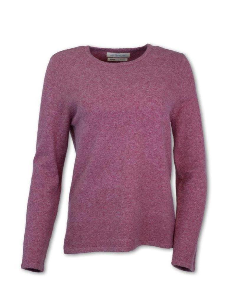 Purnell Women's Wool Blend Crew Sweater