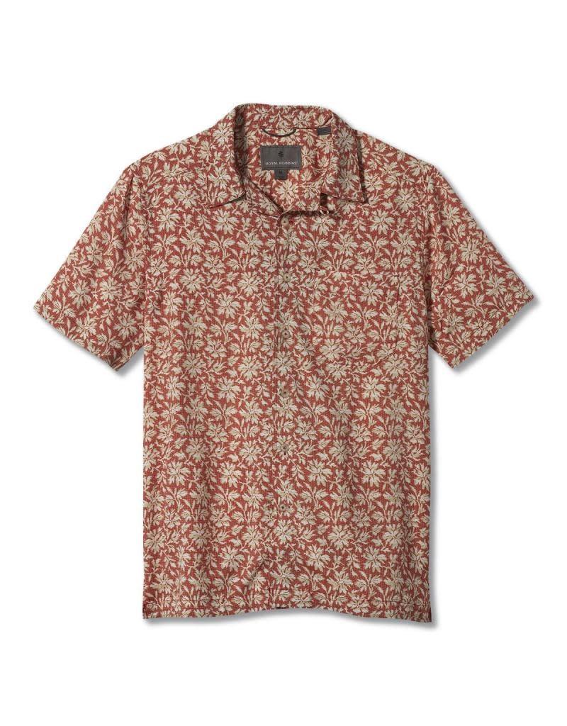 Royal Robbins Men's Comino Short Sleeve Shirt