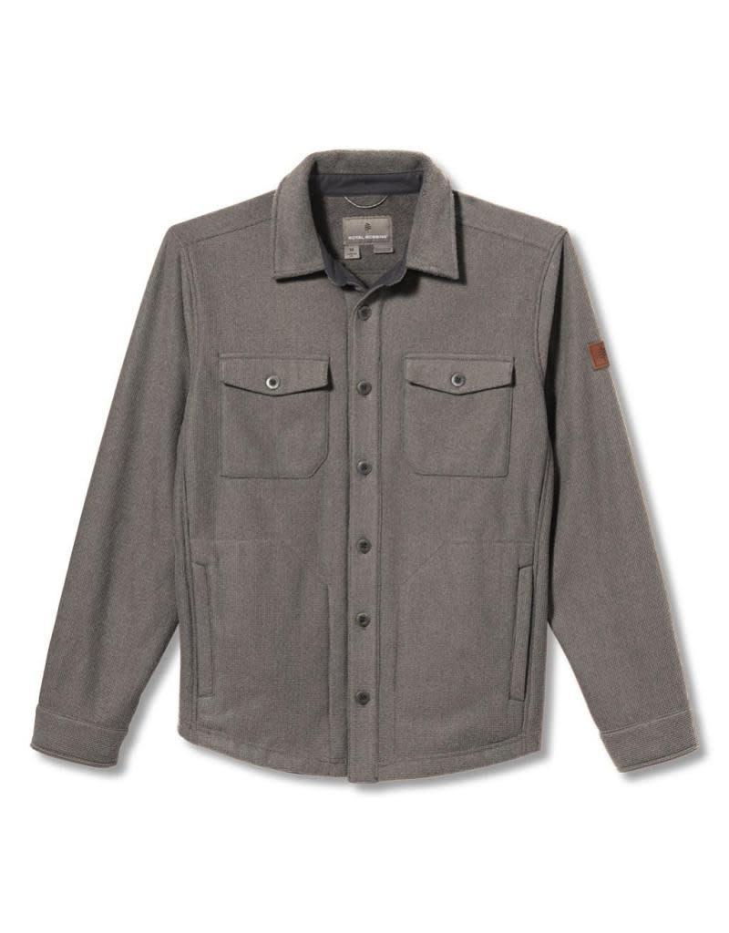 Royal Robbins Men's Connection Grid Shirt Jacket