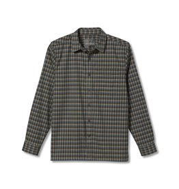 Royal Robbins Men's Thermotech Drake Plaid Long Sleeve Shirt