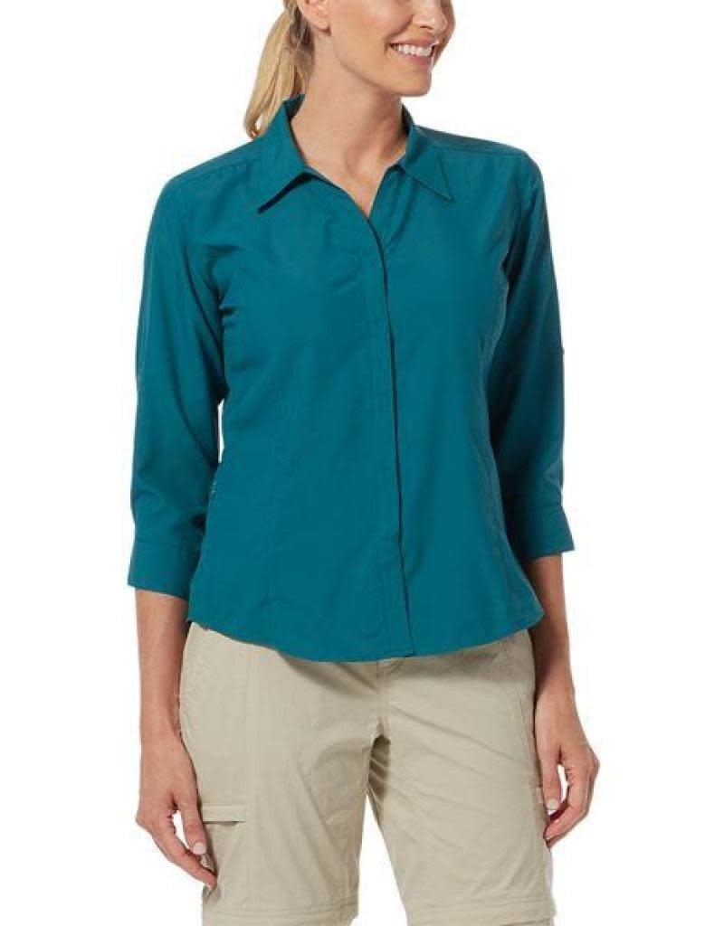 Royal Robbins Women's Expedition 3/4 Sleeve Shirt