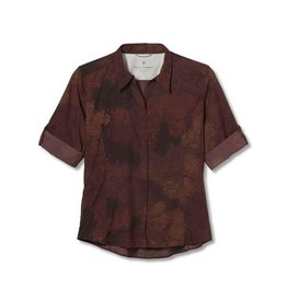 Royal Robbins Women's Expedition Print 3/4 Sleeve Shirt
