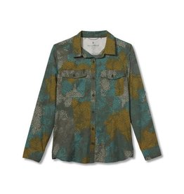 Royal Robbins Women's Expedition Print Long Sleeve Shirt