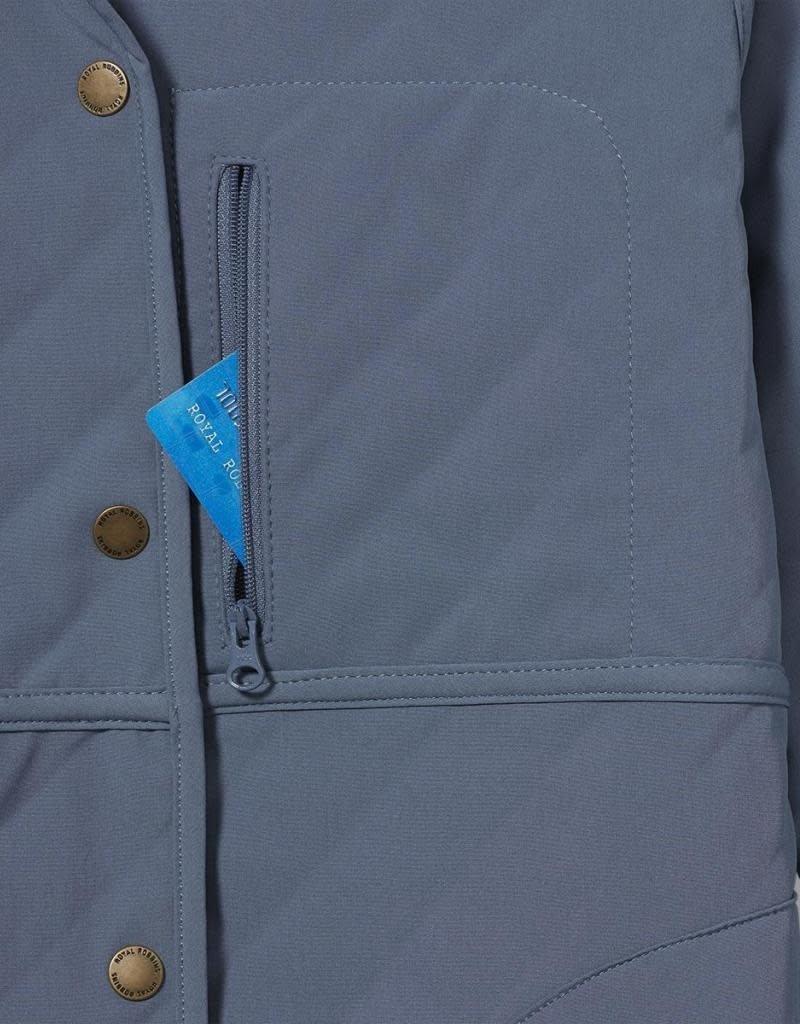 Royal Robbins Women's Shadowquilt Reversible Jacket