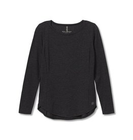 Royal Robbins Women's Yosemite Long Sleeve Slub Boatneck