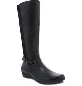 Dansko Francesca Milled Napa Boot