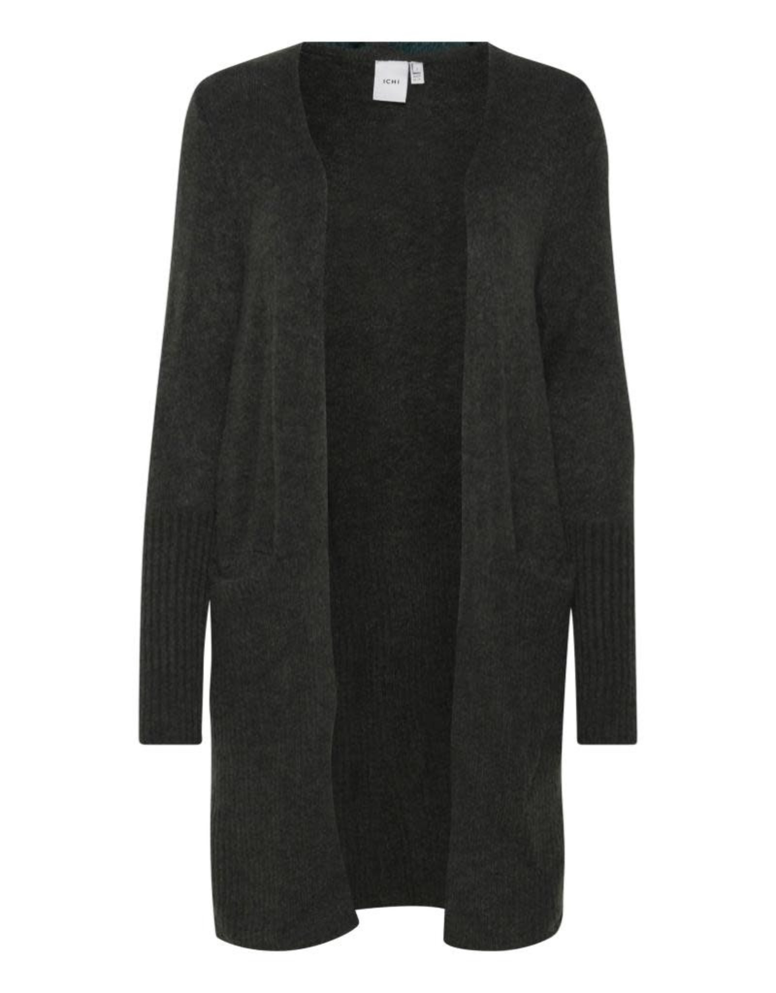 ICHI Ihkamara Long Cardigan