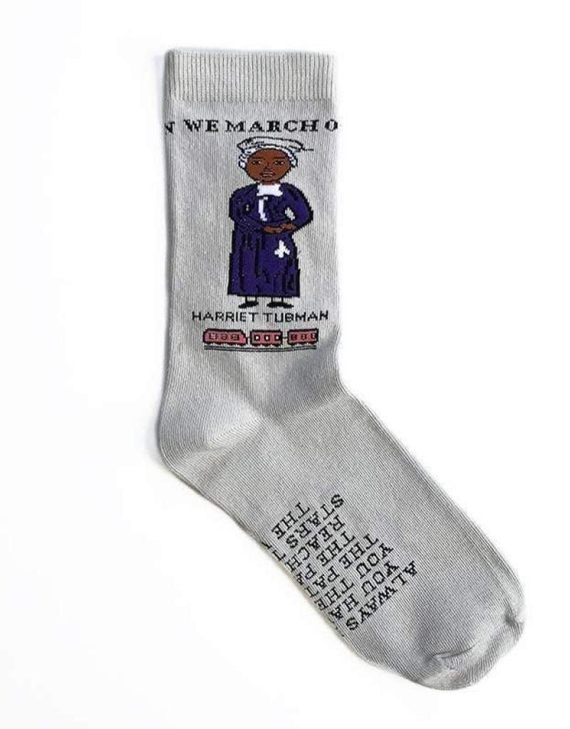 Maggie Stern Stitches Harriet Tubman Women's Crew Socks