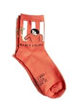 Maggie Stern Stitches Nancy Pelosi Women's Ankle Socks