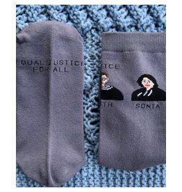 Maggie Stern Stitches The Supremes Women's Crew Socks