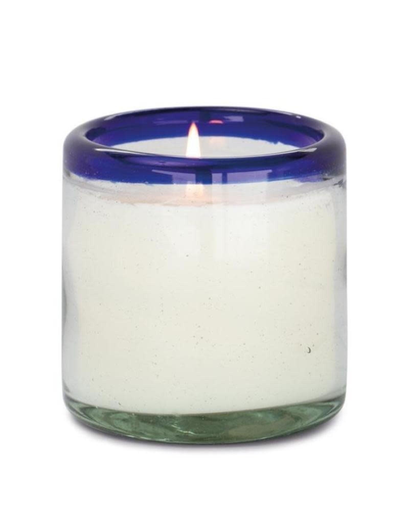 Paddywax La Playa Bubble Glass Candle