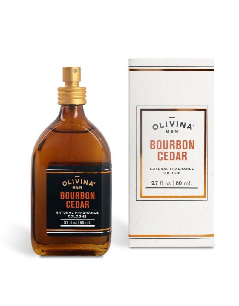 Olivina Men Natural Fragrance Cologne