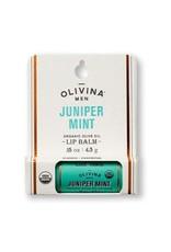 Olivina Men Organic Lip Balm