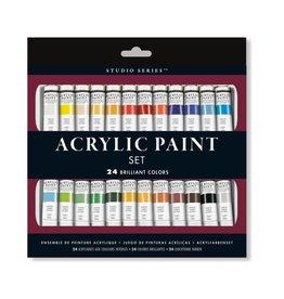 Peter Pauper Acrylic Paint Set