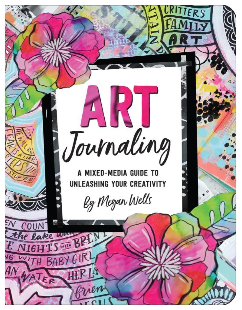 Peter Pauper Art Journaling