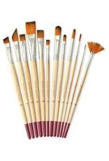 Peter Pauper Artist's Brush Set