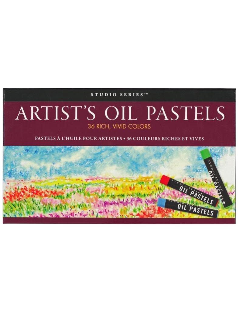 Peter Pauper Artist's Oil Pastels
