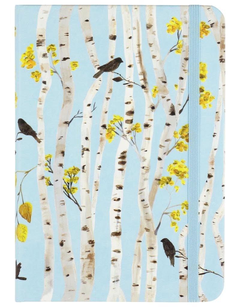 Peter Pauper Birch Woods Journal