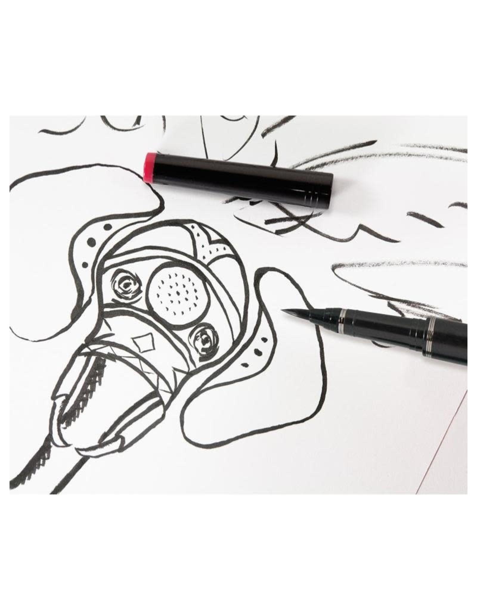 Peter Pauper Brush Pen