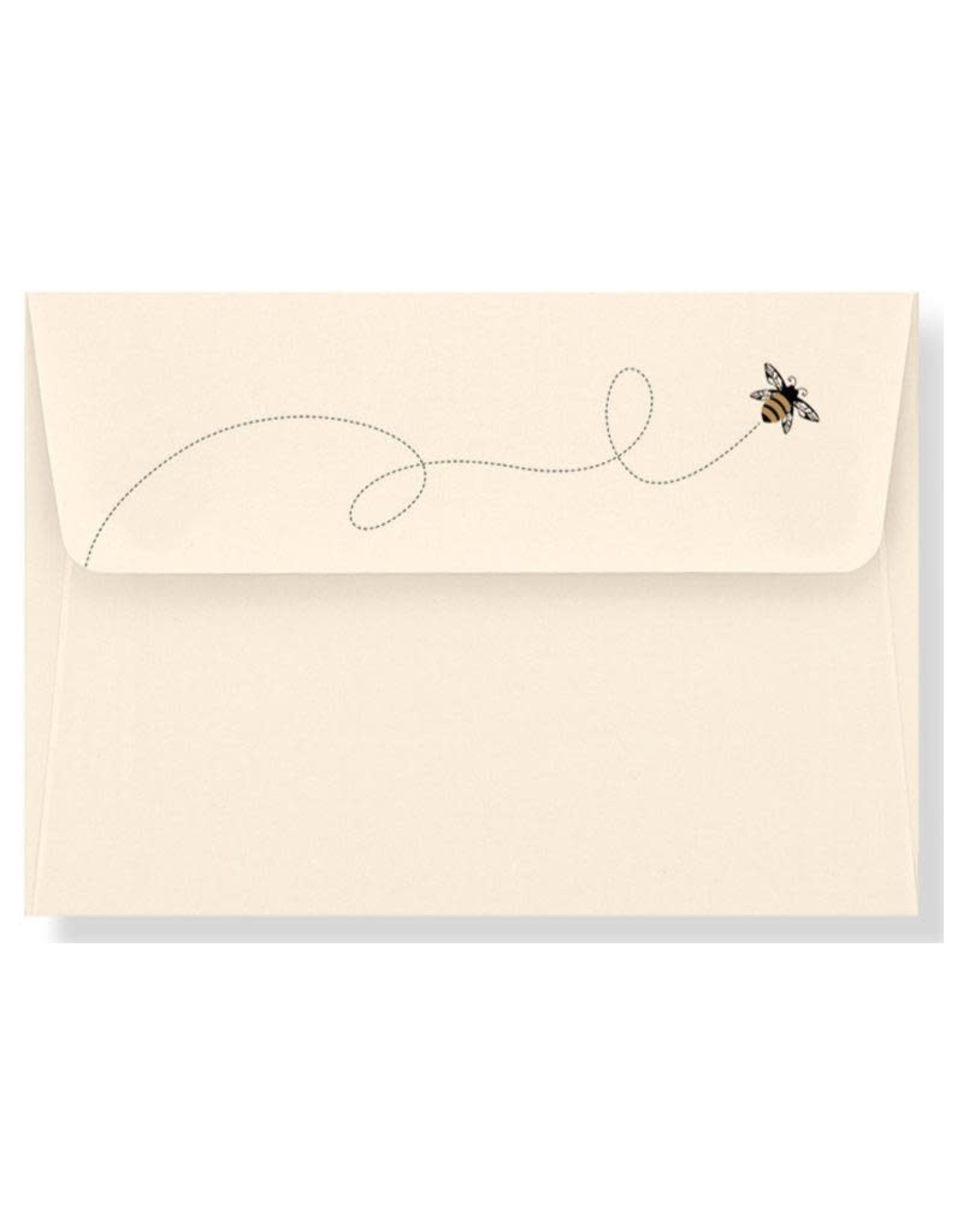 Peter Pauper Bumblebee Boxed Note Cards