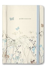 Peter Pauper Butterflies Address Book