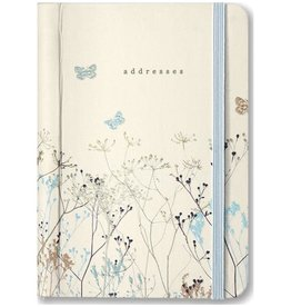 Peter Pauper Butterflies Address Book