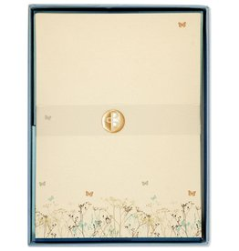 Peter Pauper Butterflies Stationery