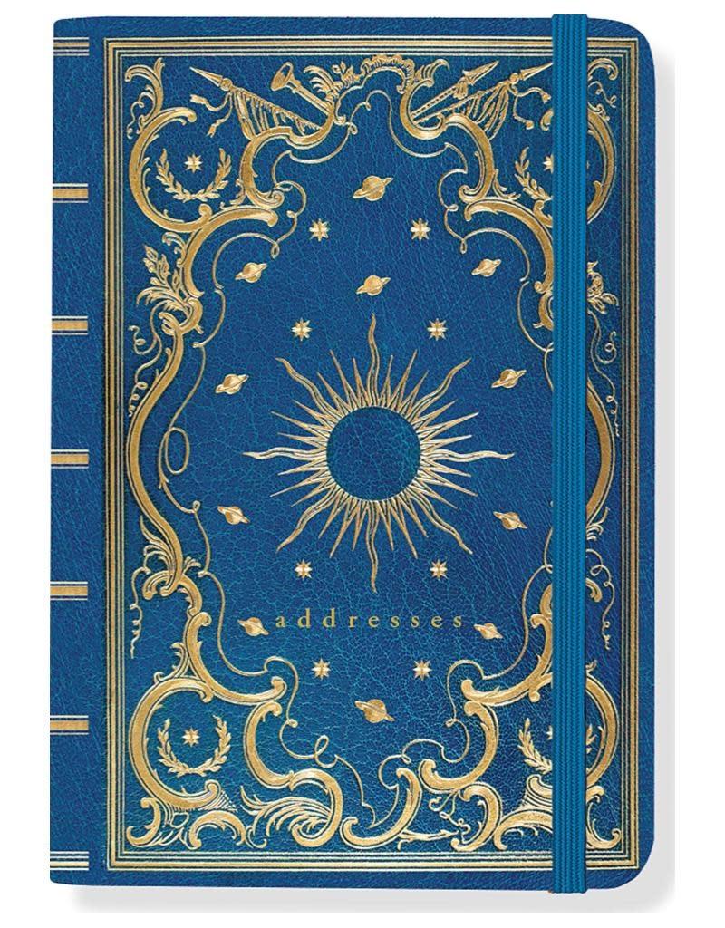 Peter Pauper Celestial Address Book