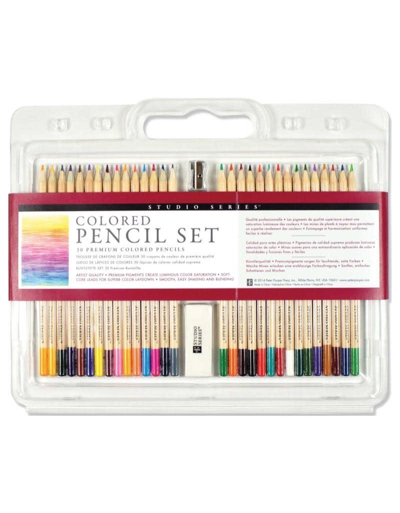 Peter Pauper Colored Pencil Set