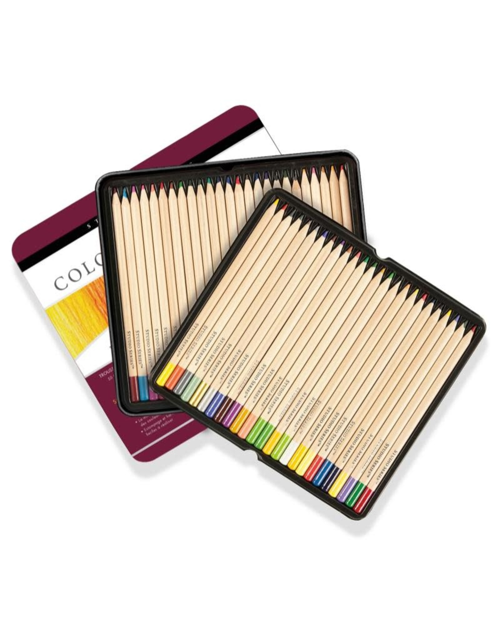 Peter Pauper Deluxe Colored Pencils