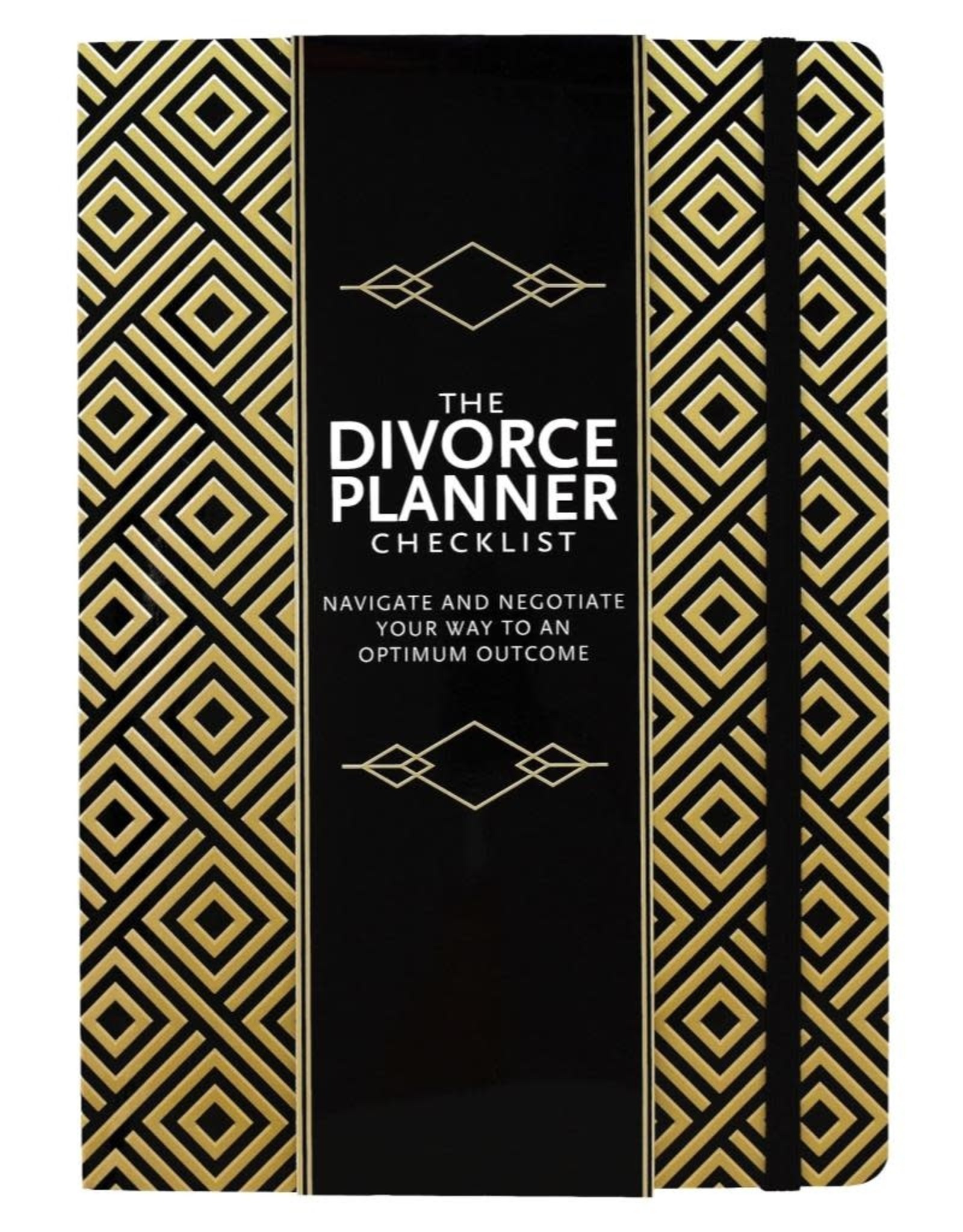Peter Pauper Divorce Planner Checklist