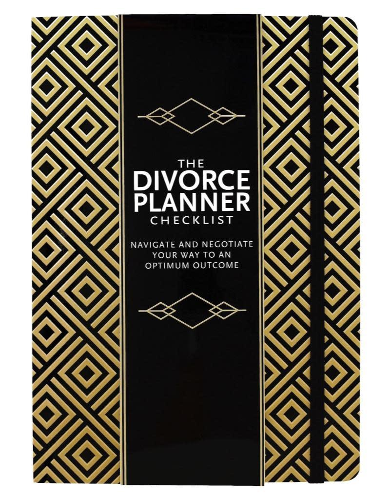 Peter Pauper Divorce Planner Checklist