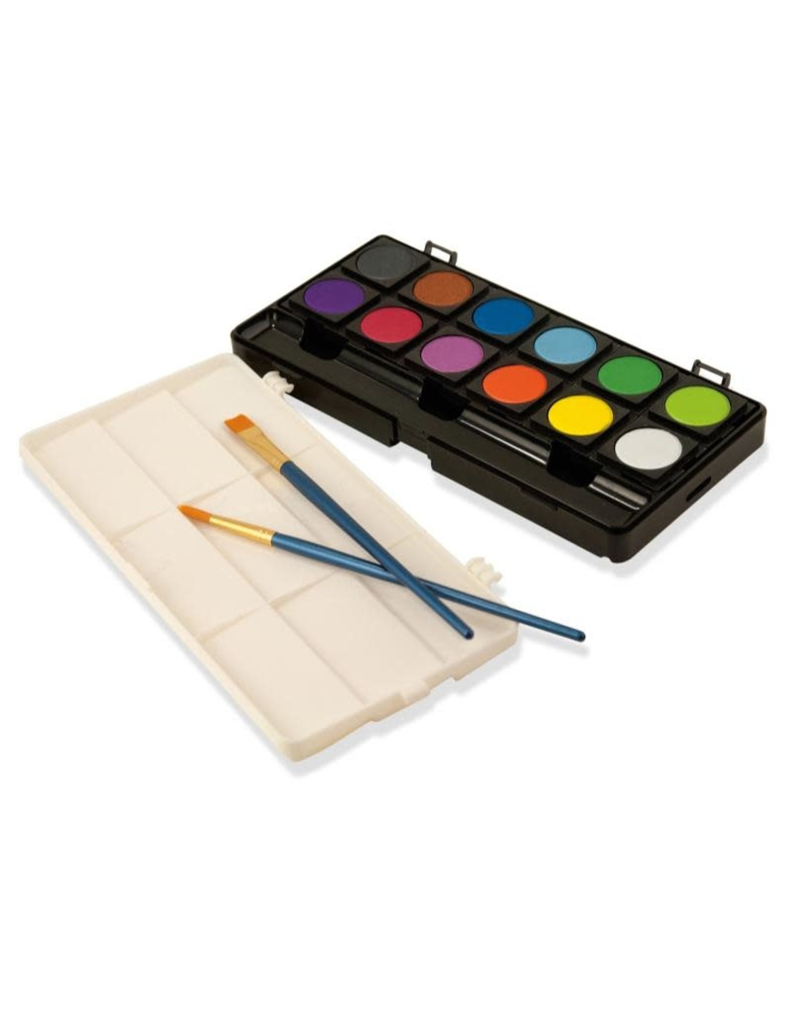 Peter Pauper Dry Gouache Paint Set