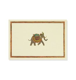 Peter Pauper Elephant Festival Boxed Note Cards
